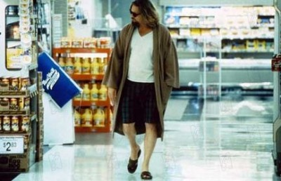 The Dude from the Big Lebowski