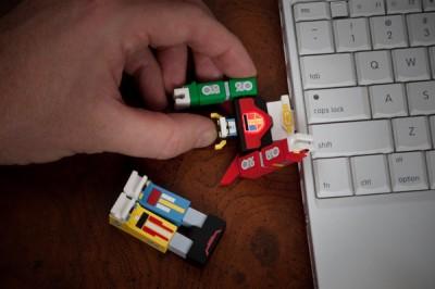 Voltron USB Drive