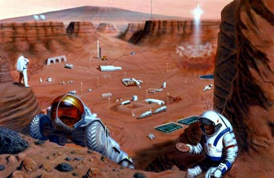 Can we settle Mars by 2060?
