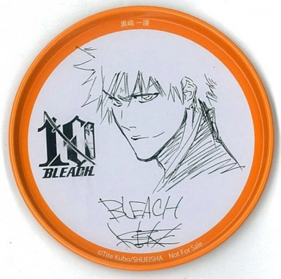 Bleach 10th anniversary coasters- ichigo