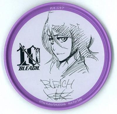 Bleach 10th anniversary coasters- rukia