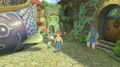 Ni no Kuni trailer 2