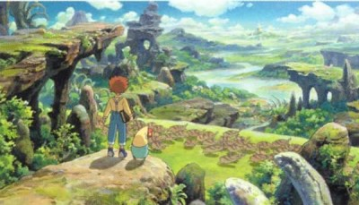 Ni no Kuni trailer 1