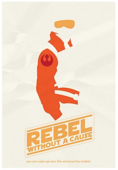 Star Wars Poster Parodies 1