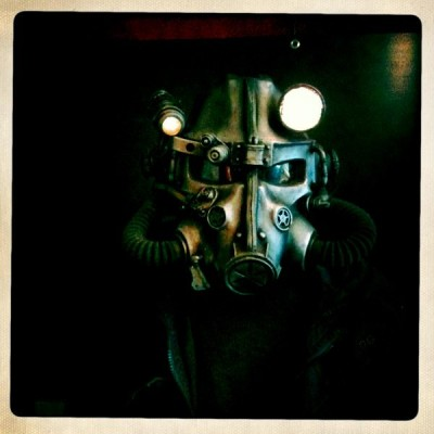 Fallout 3 Power Armor Helmet
