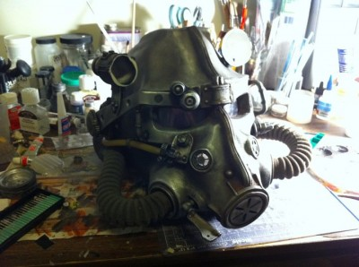 Fallout 3 Power Armor Helmet 2