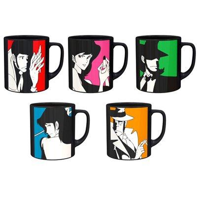 Lupin III mugs