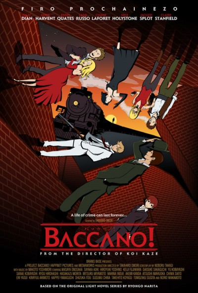 Baccano! x Inception