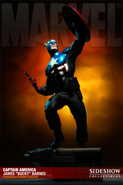 Captain America Premium Figure