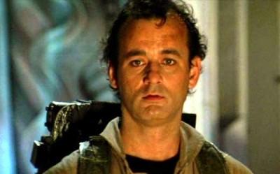 Bill Murray as Peter Venkman