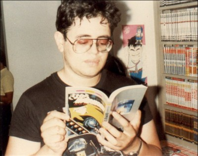 Anime Fandom in NYC during the 1980s