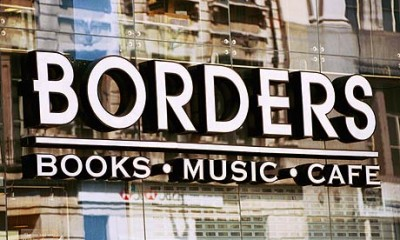 Borders bookstore