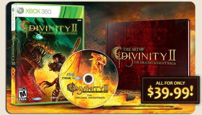 Divinity 2 xbox set