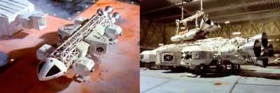 The Eagle Transporter from Space:1999