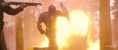 Captain America Superbowl Spot 2