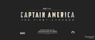 Captain America Superbowl Spot 1