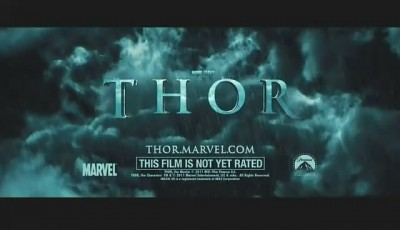Thor Superbowl Spot 1