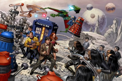 Star Trek vs. Doctor Who