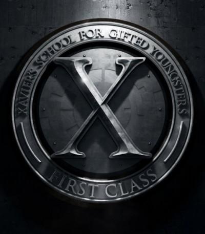 X-Men First Class teaser logo