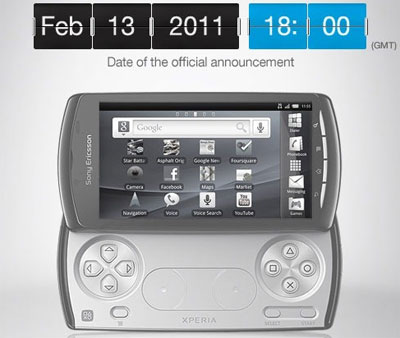 Sony Ericsson's Xperia Play