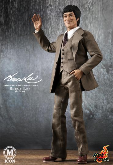 Bruce Lee Hot Toys dress figure 1