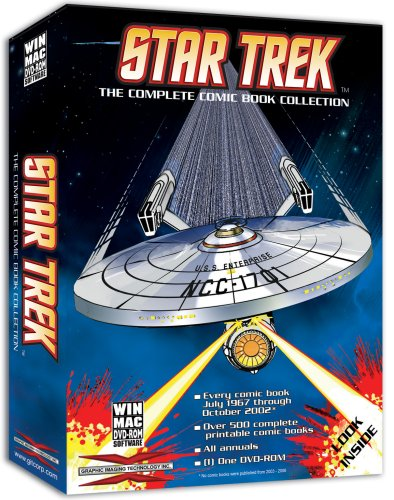 Star Trek Complete Comics Collection