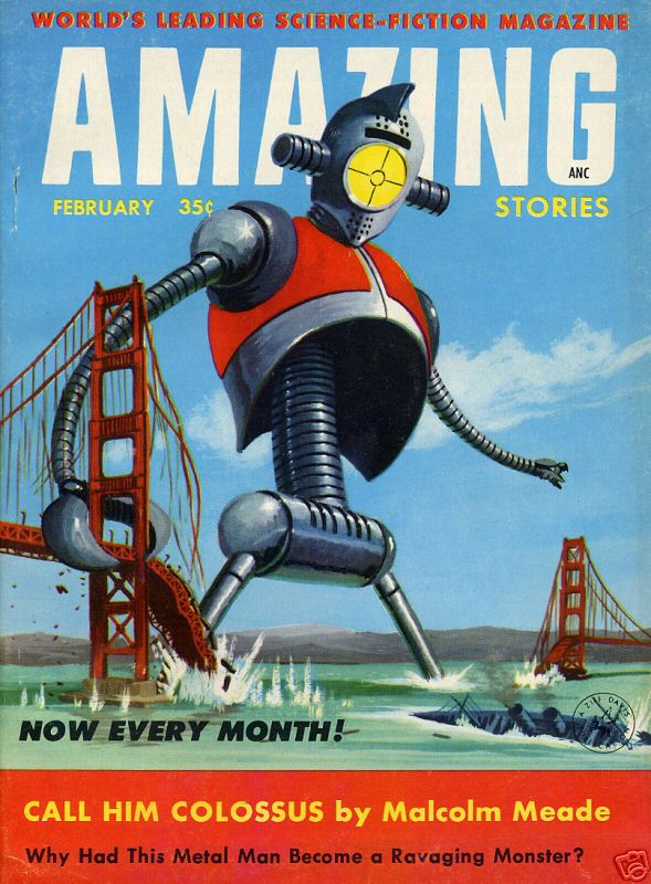 Amazing Stories Volume 21 Number 06: Pulp Fiction » Fanboy.com