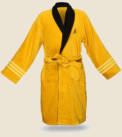 Kirk Bathrobe
