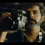 Japanese Commercials Starring George Lucas