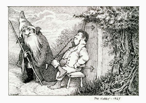 Sendak's Hobbit