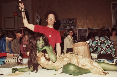 Orion slave girl retro cosplay