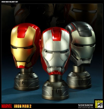 Sideshow 2011 comic-con exclusives 1