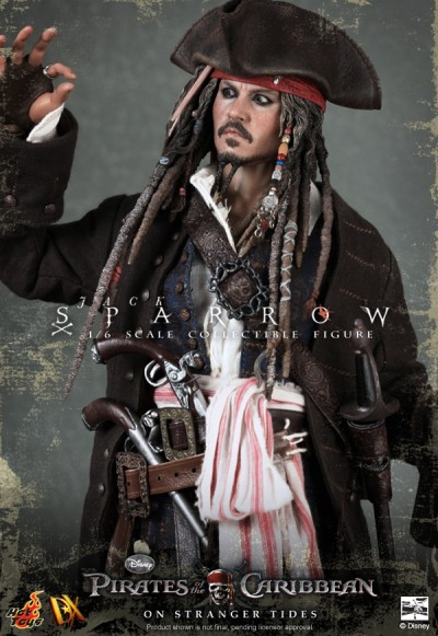 Hot Toys Jack Sparrow 3