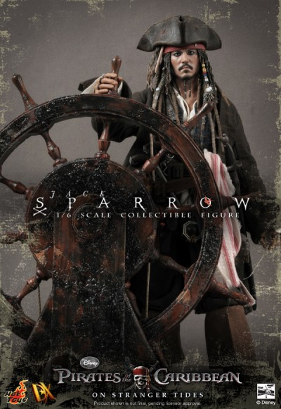 Hot Toys Jack Sparrow 2