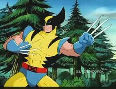 X-Men the Animated Series Funnies 3