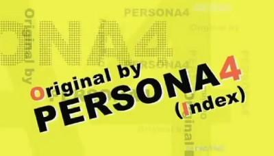 Persona 4 Anime 3