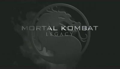 Mortal Kombat Legacy logo
