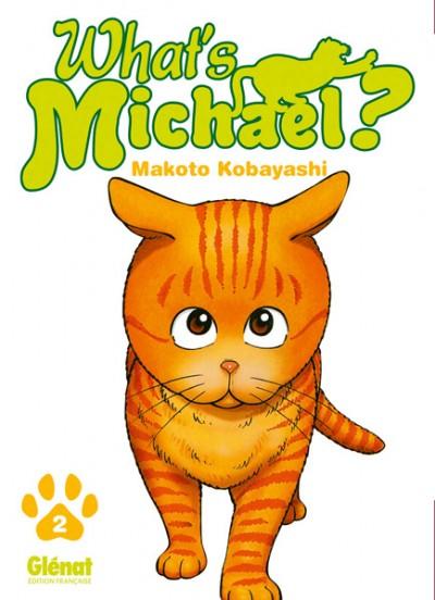 What's Michael — the manga cat