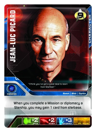 Star Trek TNG CCG 2