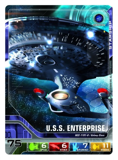 Star Trek TNG CCG 1