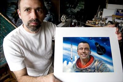 Artist Donato Giancola