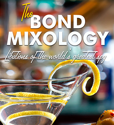 The Bond Mixology