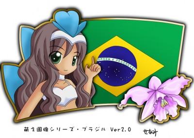 Brazil Moe Character