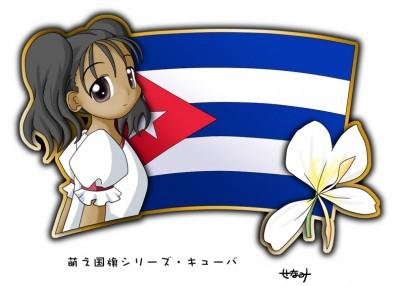 Cuba Moe character