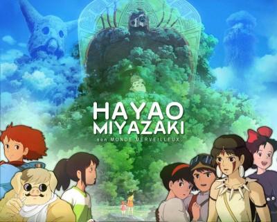 hayao miyazaki works