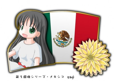 Mexico Moe character