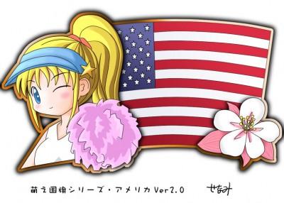 USA Moe character