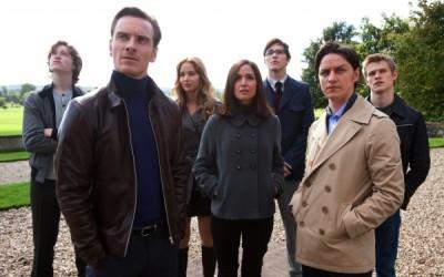 X-Men First Class cast
