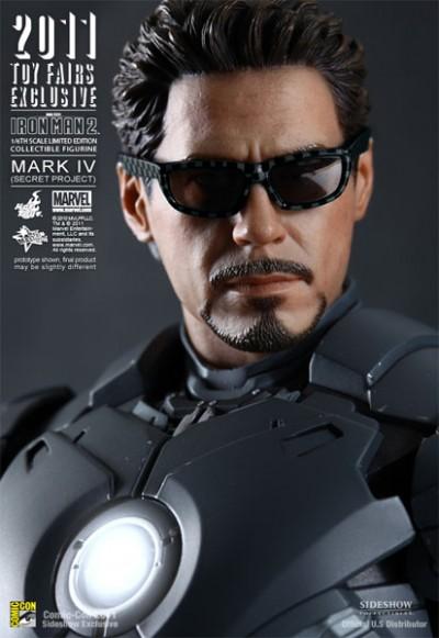 Hot Toys Iron Man Mark IV Secret Project Figure 3