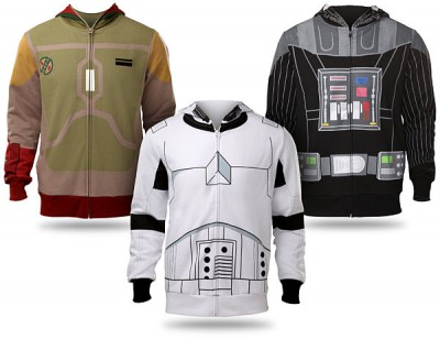 Star Wars Costume Hoodies